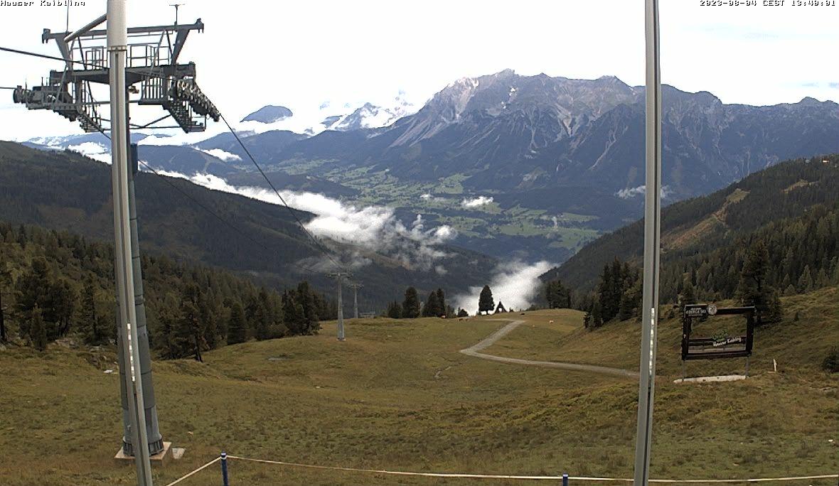 WEBkamera Hauser Kaibling, horní stanice lanovky