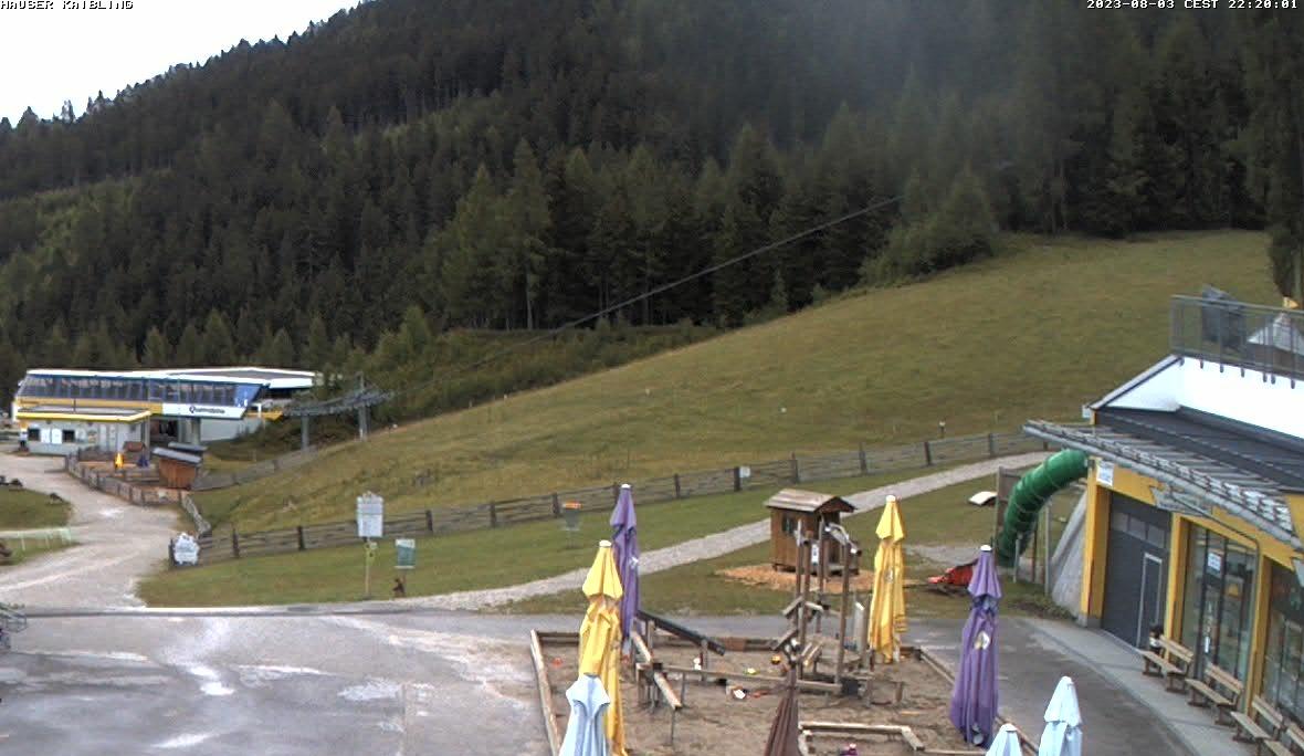WEBkamera Hauser Kaibling, lyžařské servisní centrum