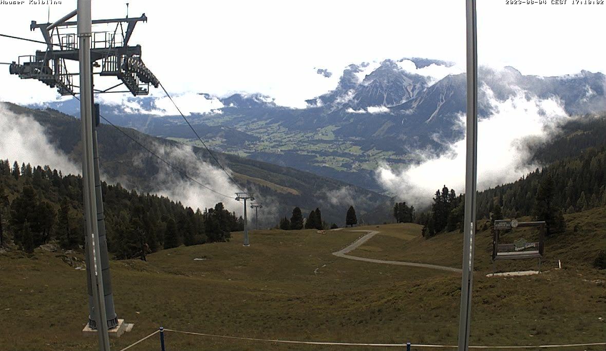 Bergstation Alm 6er (1.945m)