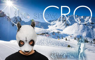 CRO in the Snow at the Hauser Kaibling!
