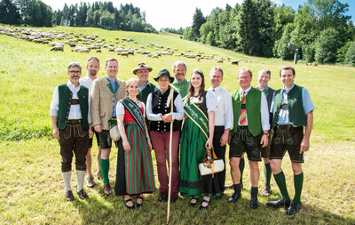 The 8th Styrian Alpine Lamb Festival on Sunday, 26th July 2015