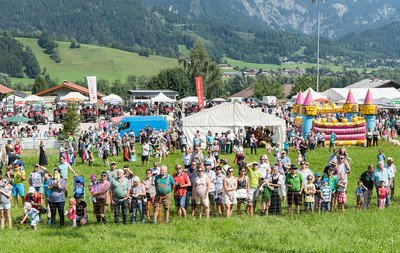 Tenth Styrian Alpine Lamb Festival on 30th July 2017