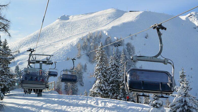 Skiurlaub Steiermark Skifahren Und Winteraktivitäten