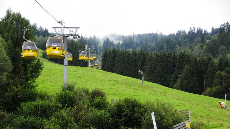 Skifahren über Weihnachten 2019.Saison Und Betriebszeit Im Skigebiet Hauser Kaibling
